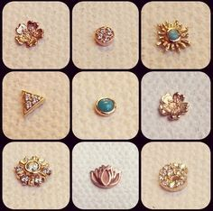 BVLA gold I want this Pinterest Piercing Gold and Piercing