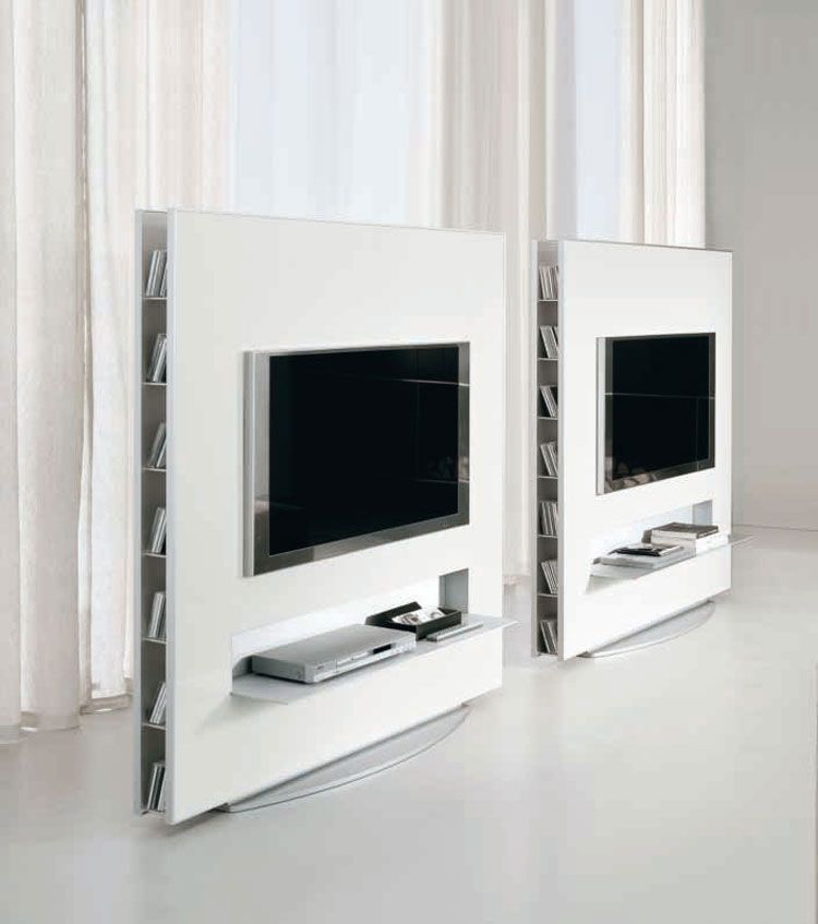60 Mobili Porta TV dal Design Moderno | Ideas | Tv halterung, TV ...
