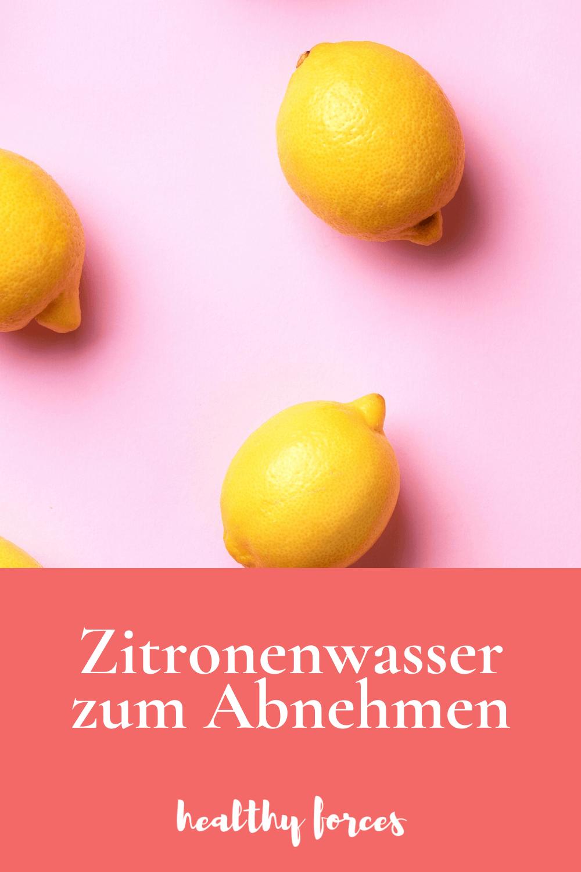 Zitronenwasser gesund oder nicht? 10 Facts über das Schlankwasser