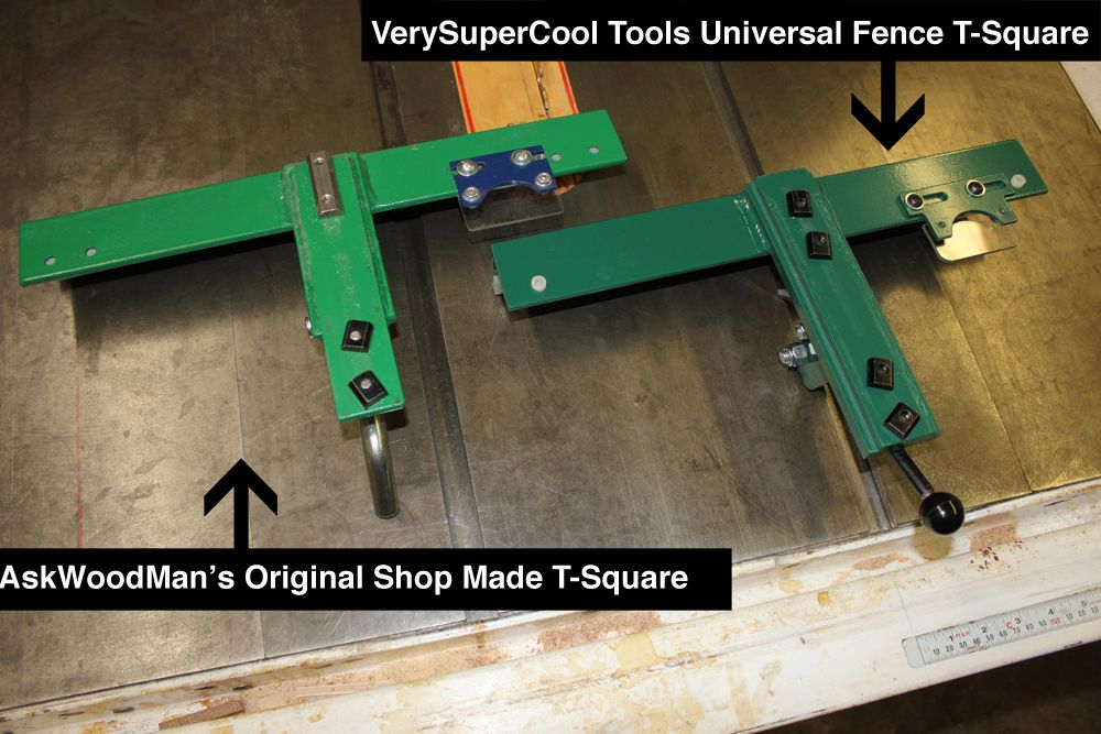 How To Make Your Own Biesemeyer Style Table Saw Fence System Verysupercool Tools Diy Table Saw Fence Diy Table Saw Table Saw Fence