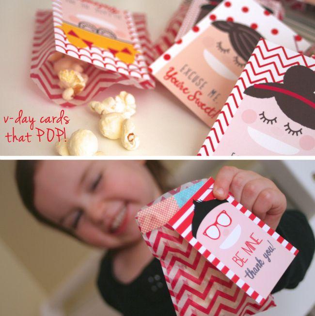 Cool Kids Valentine\'s Day Printables | Free printables
