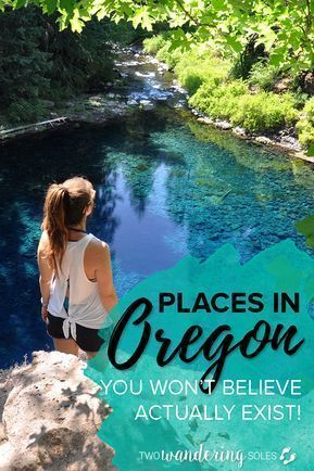 Top 11 Places in Oregon to Visit on a Road Trip | Two Wandering Soles
