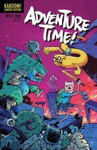 Adventure Time #25 (Cover C)