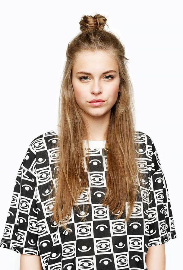 Plus De Shampooing Voici 15 Coiffures Pour Cheveux Sales Sante