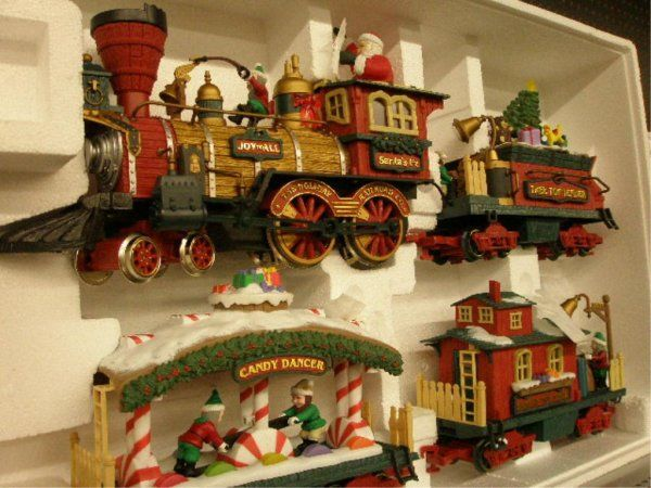Awesome Christmas Train Sets For Under The Tree | Share On Facebook Share On  Twitter Share On