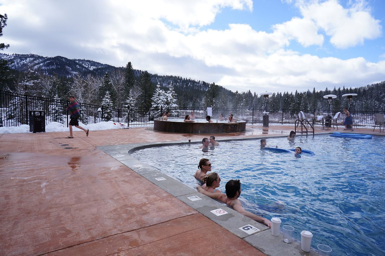 The Springs Hot Springs Resort At Idaho City Est 1889 Idaho City Spring Resort Hot Springs