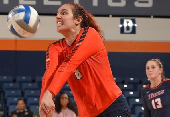 Titans Drop Final Road Contest At Long Beach State Cal State Fullerton Athletics Long Beach State Volleyball News Long Beach