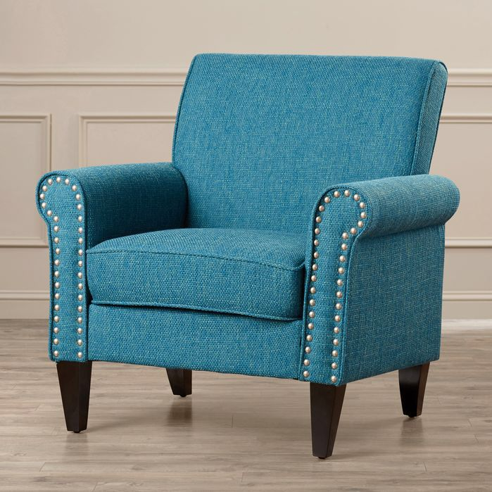 Gruber Arm Chair | Wayfair living room chairs, Accent ...