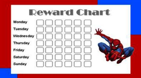 Kids love to get gifts and earn rewards In fact, teachers usually - free printable reward charts for teachers