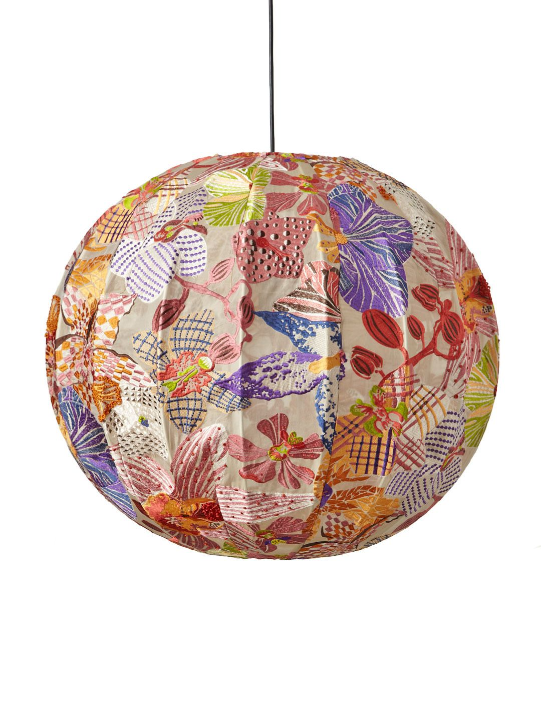 Medale Small Bubble Light By Missoni Home Tiki Decor Paper Lanterns Colour Field