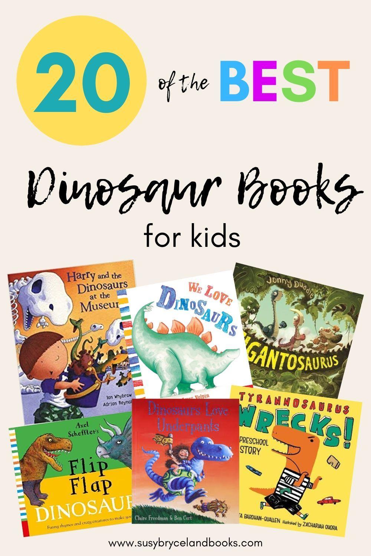 20 of the best dinosaur books for kids dinosaur books