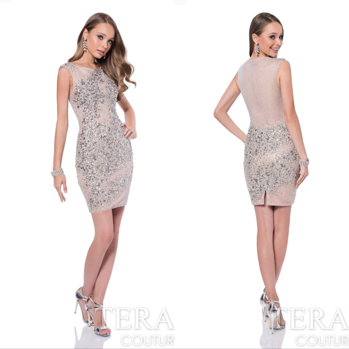 What do you think of this cocktail dress? Terani 1611P0004 for $352 ...