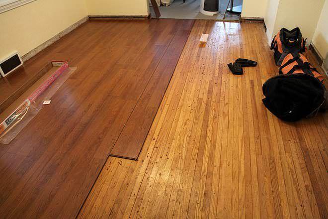 Pin On Flooring, Cost Of Bamboo Flooring Vs Laminate Flooring