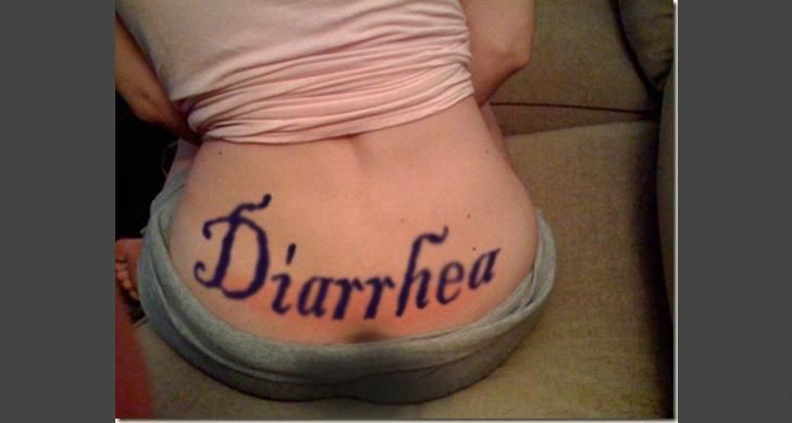 87aa628de0078 We Found Them: The 29 Trashiest Lower-Back Tattoos Ever (Slide #24 ...