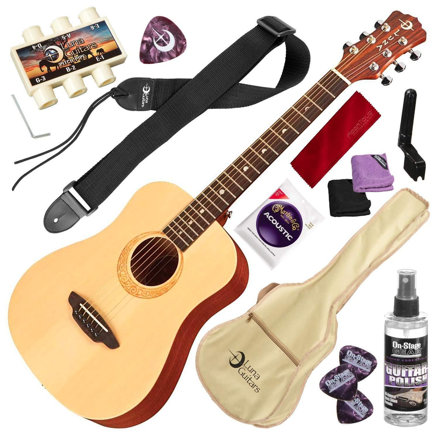 Lomeve Guitar Accessories Kit Include Acoustic Guitar Acoustic Guitar Guitar Accessories Acoustic