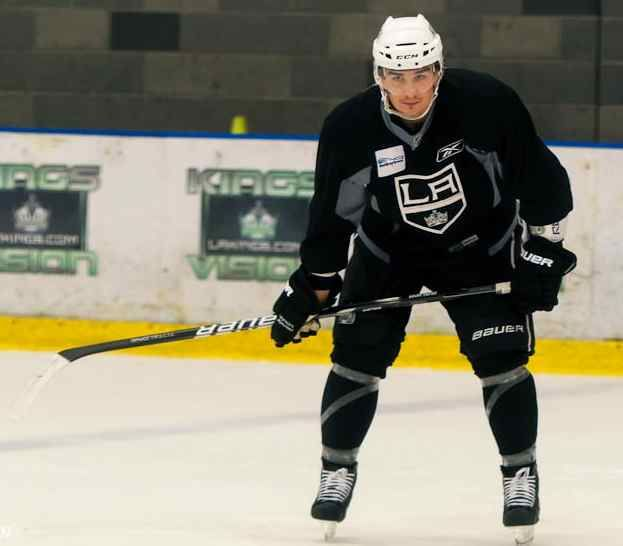 LA Kings Blue Liner Slava Voynov Shines Offensively, But Is Still Learning To Play In His Own End