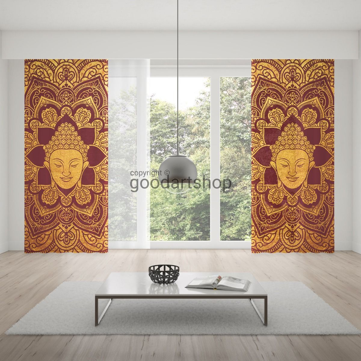 living room window treatments pinterest boho chic window curtains buddha curtains inspirational