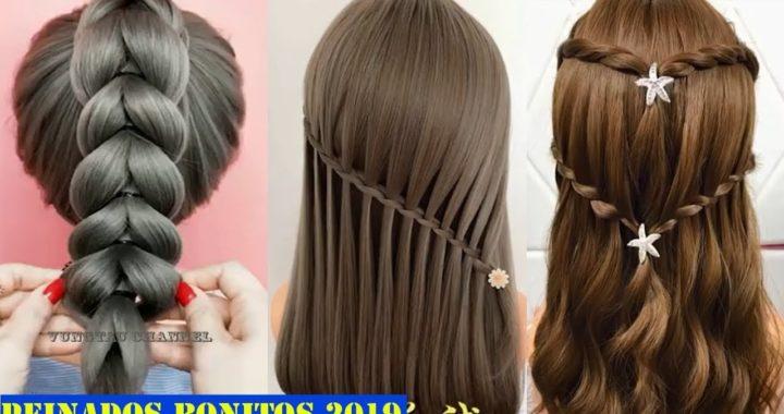Tutorial 5 Peinados Faciles Y Rapidos Y Bonitos Peinados Para Ninas 2017 Trenzas Faciles Y Bonitas Trenzas Faciles Peinados Faciles Y Bonitos
