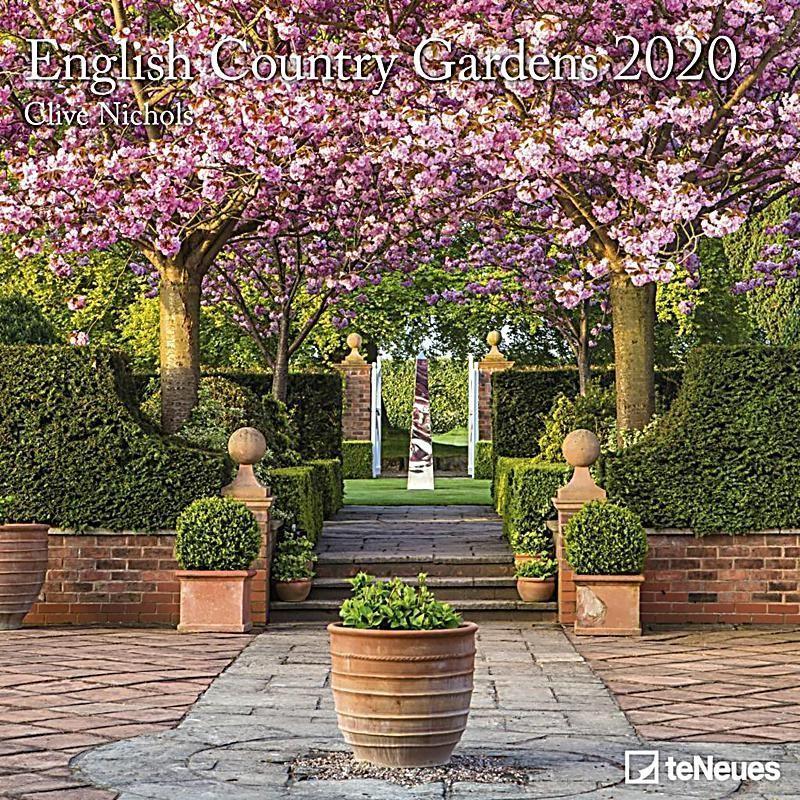 English Country Gardens 2020 Kalender Bei Bestellen Country Englischer Landschaftsgarten Englische Land Garten Gartenkalender Englischer Landschaftsgarten