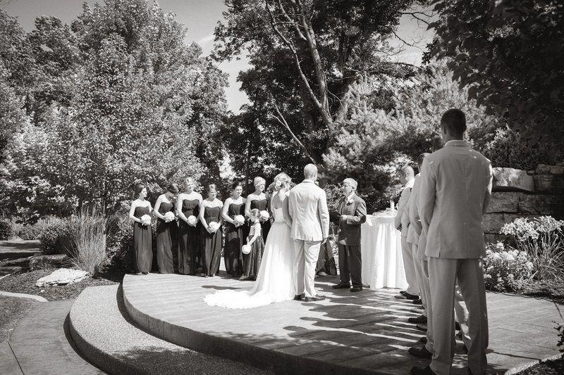 Amanda & Ross Married! Photo By Carolyn Ann Photography