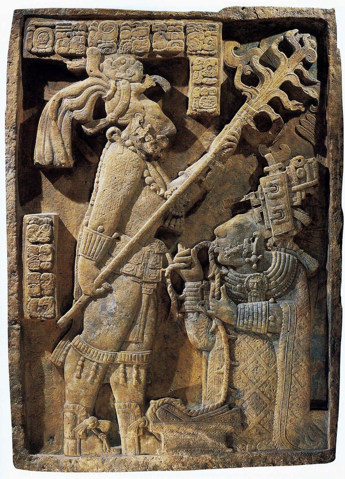 Mayan rituals