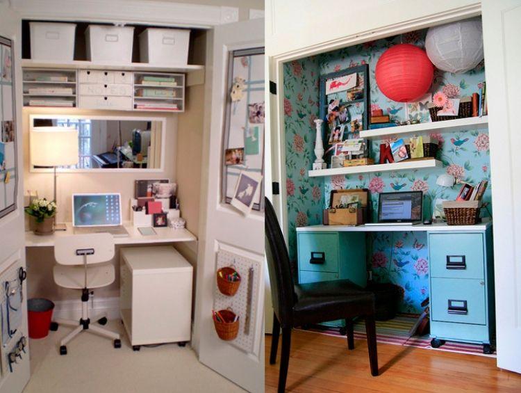 Peque A Oficina En Casa Masisa Inspira Decoraci N