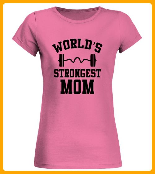 Mothers Day Worlds Strongest Mom - Shirts für paare (*Partner-Link)