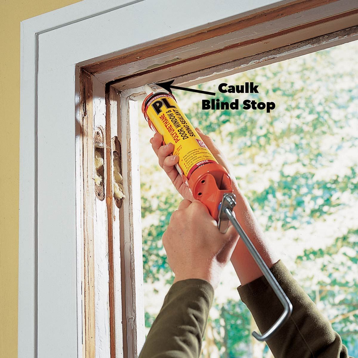 How to Install a Window Installation, Window repair