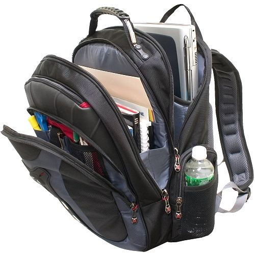 Swissgear Pegasus Laptop Backpack -- Designed to tote both ...