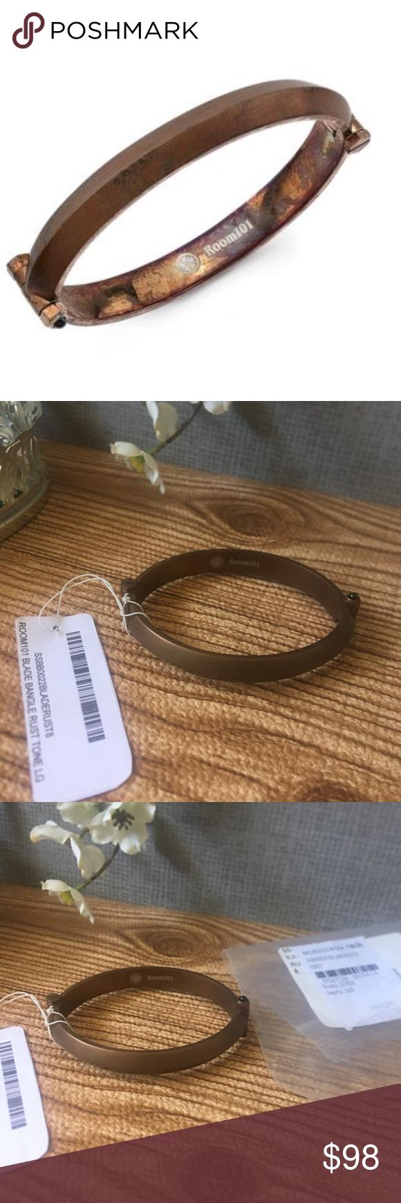 Rust Nib Bracelet