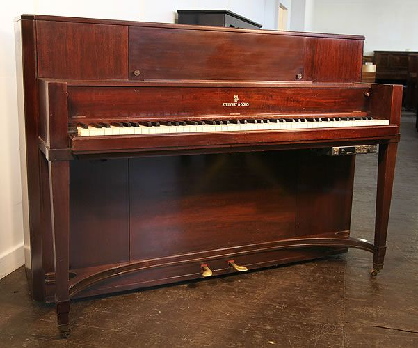 bush and lane piano serial number