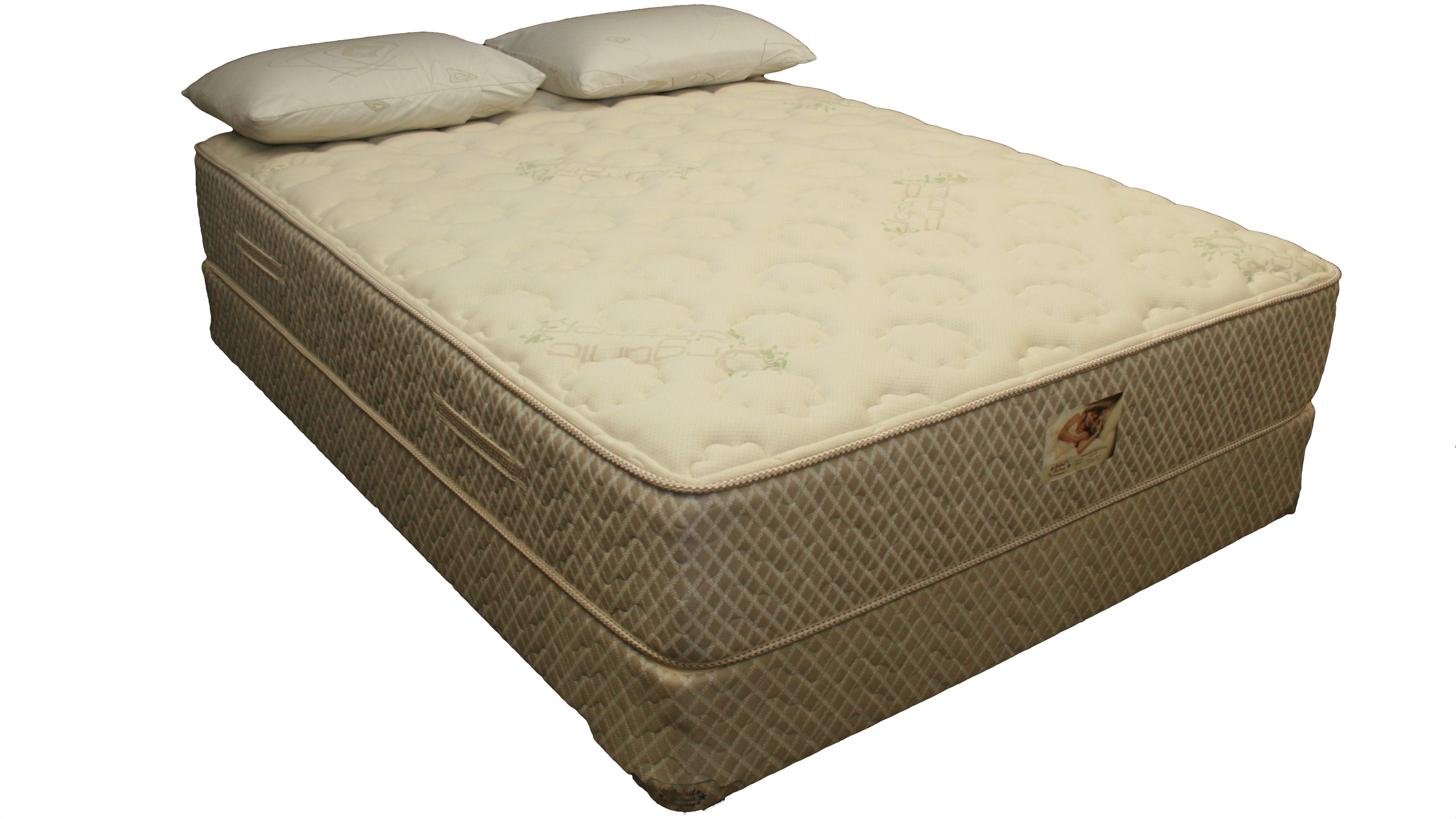 The Orthopedic Supreme Is Our Firmest Dual Coil System Mattress