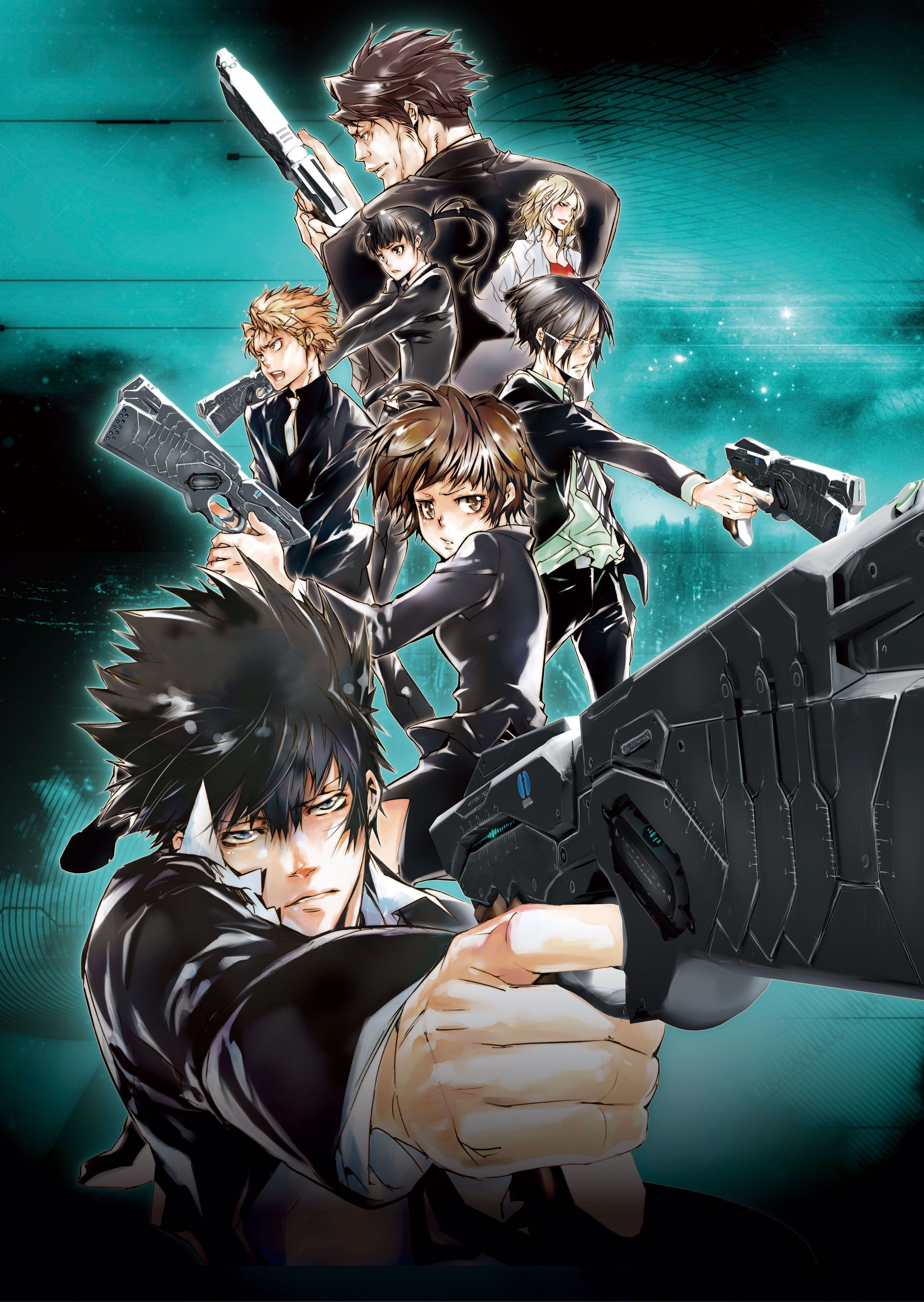 Best Anime on Hulu Right Now in 2020 Psycho pass, Anime