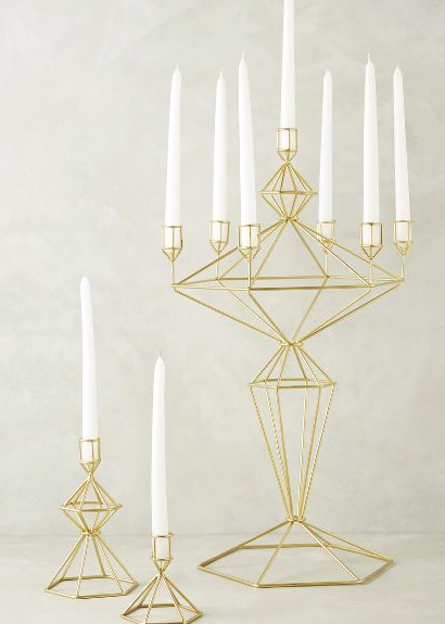 Anthropologie Candelabra Home Candles Candle Holders Candles
