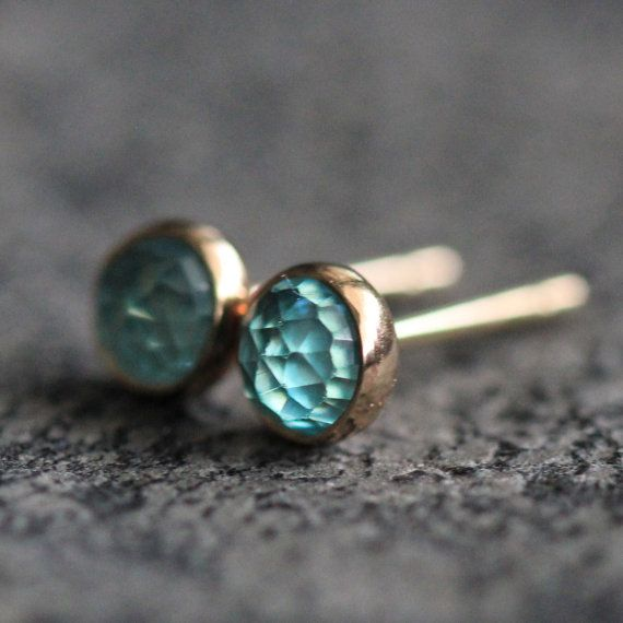 For me: everyday stud earrings