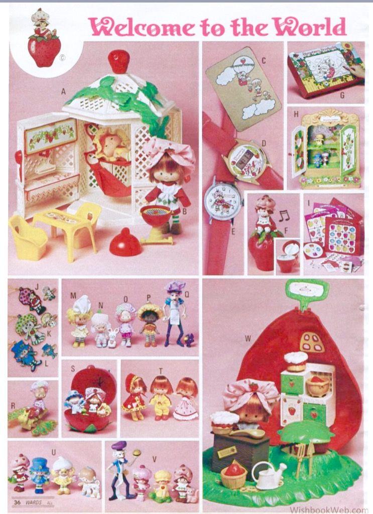 Pin de Ramona Trenzel en Strawberry Shortcake Coloring Books | Pinterest