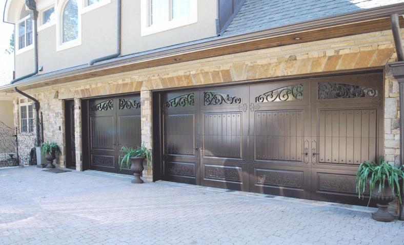 Weatherproof Garage Doors.