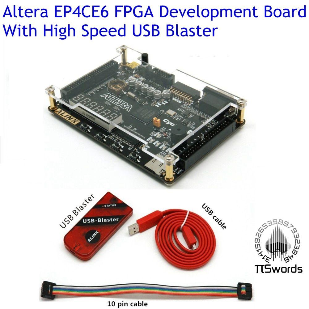 ALTERA Cyclone IV EP4CE6 FPGA Development Kit Altera EP4CE
