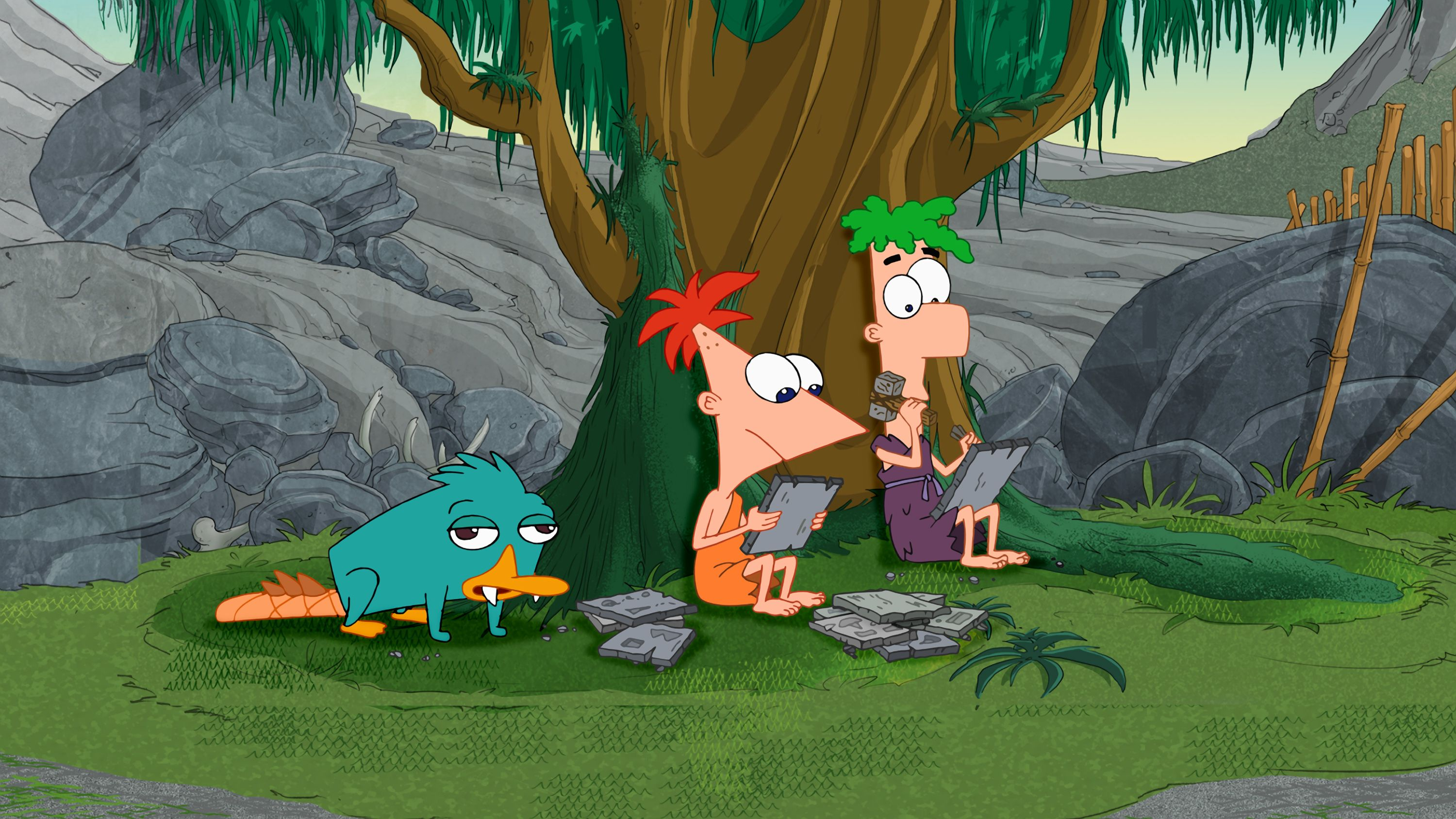 Dr Doofenshmirtz S Complete Backstory Phineas Ferb Explained Phineas And Ferb Memes Phineas And Ferb Disney Memes