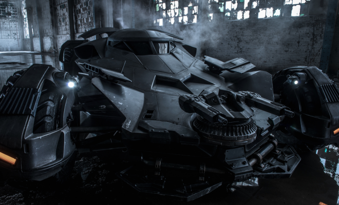 Zack Snyder Tweets Official Photo of the New Batmobile After Instagram 'Leak'