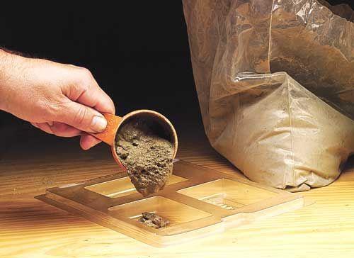 Make Your Own Pot Feet Plant Pot Diy Garden Containers Garden Tools Decor