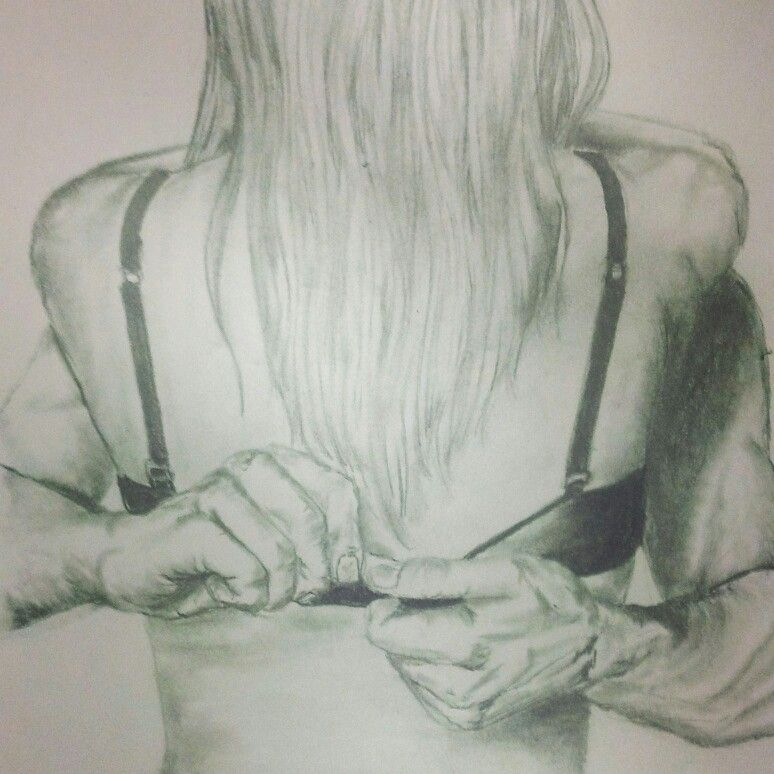 #art #drawing #graphite #figure