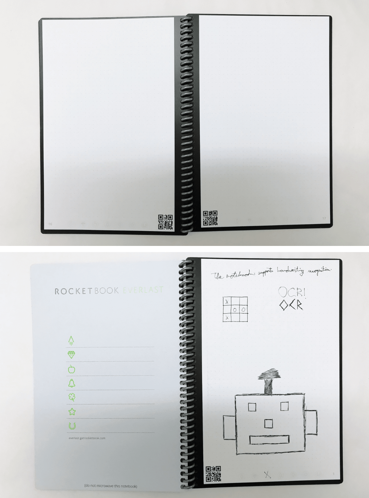 Review Wash Ink Away With This Reusable Notebook (With