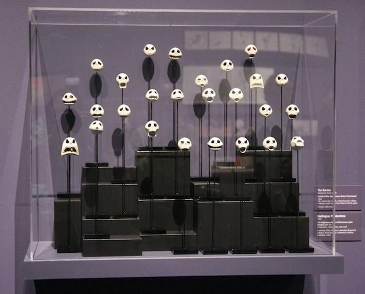 Lacma Halloween 2020 Tim Burton exhibition at LACMA   wordlessTech in 2020   Tim burton