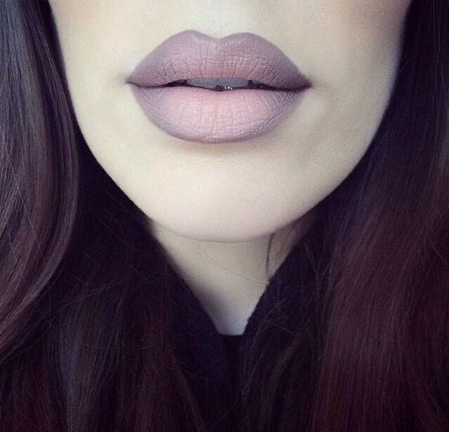 Stone lipliner and myth lipstick both mac - Credit: frenchtouchofmakeup on Instagram