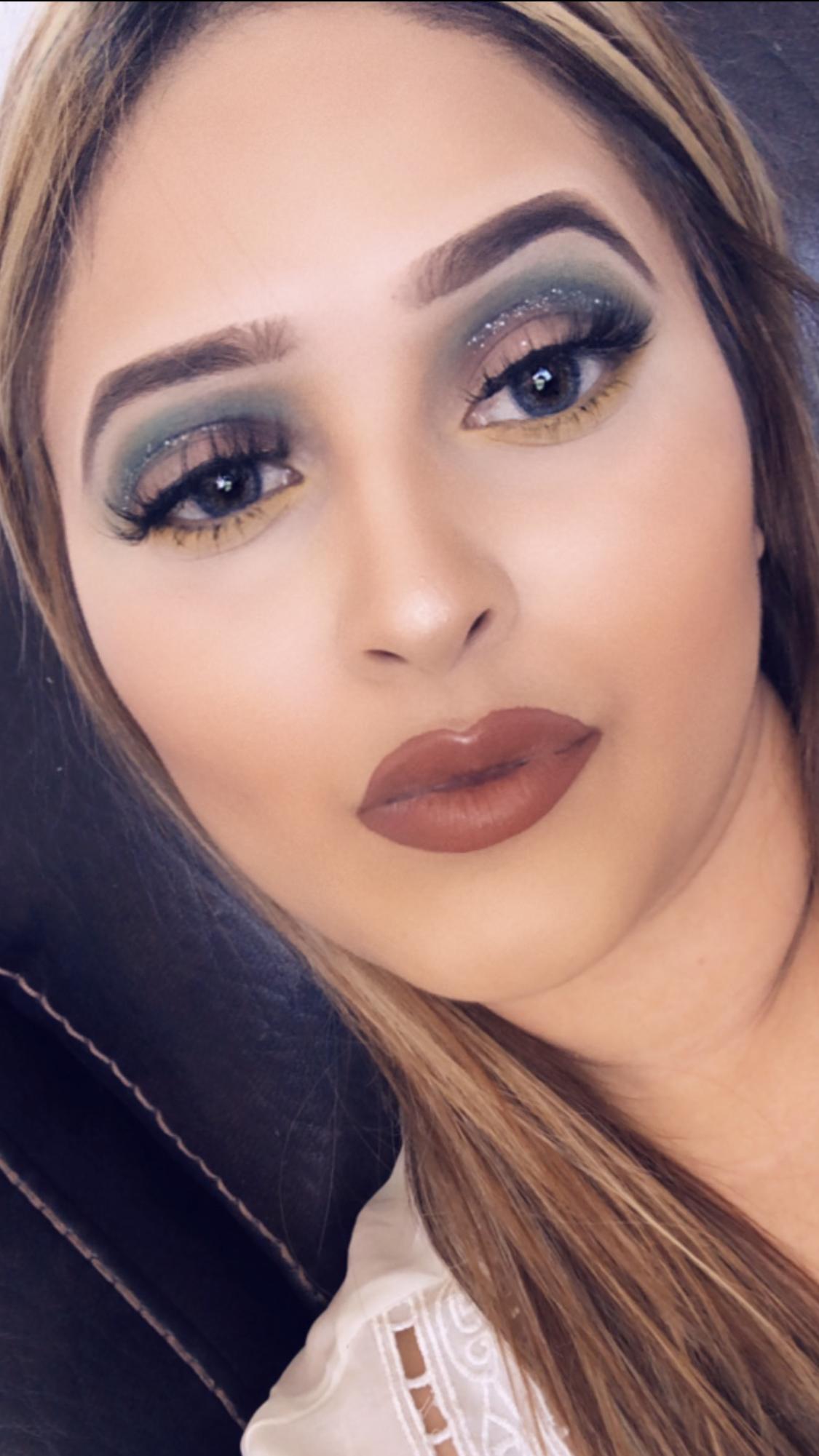 Makeup 💄 Smokey eye makeup, Full face makeup, Makeup