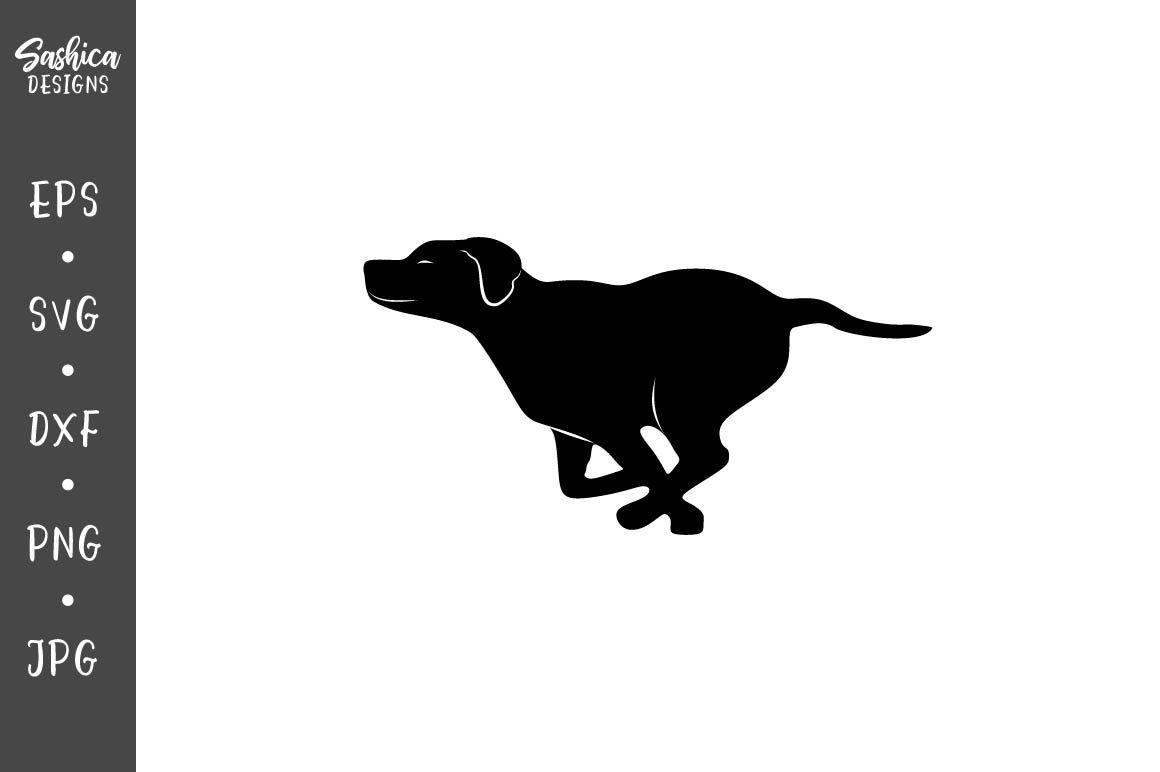 Running Dog Svg Vector 3 00 Crella Font Fonts Handwriting Script Graphics Mockups Presets Lightroompresets Icons Dog Vector Dog Runs Graphic