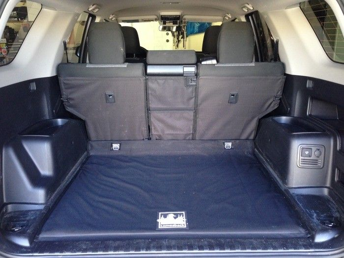 The Canvasback Cargo Liner Fits Beautifully And Protects The Cargo