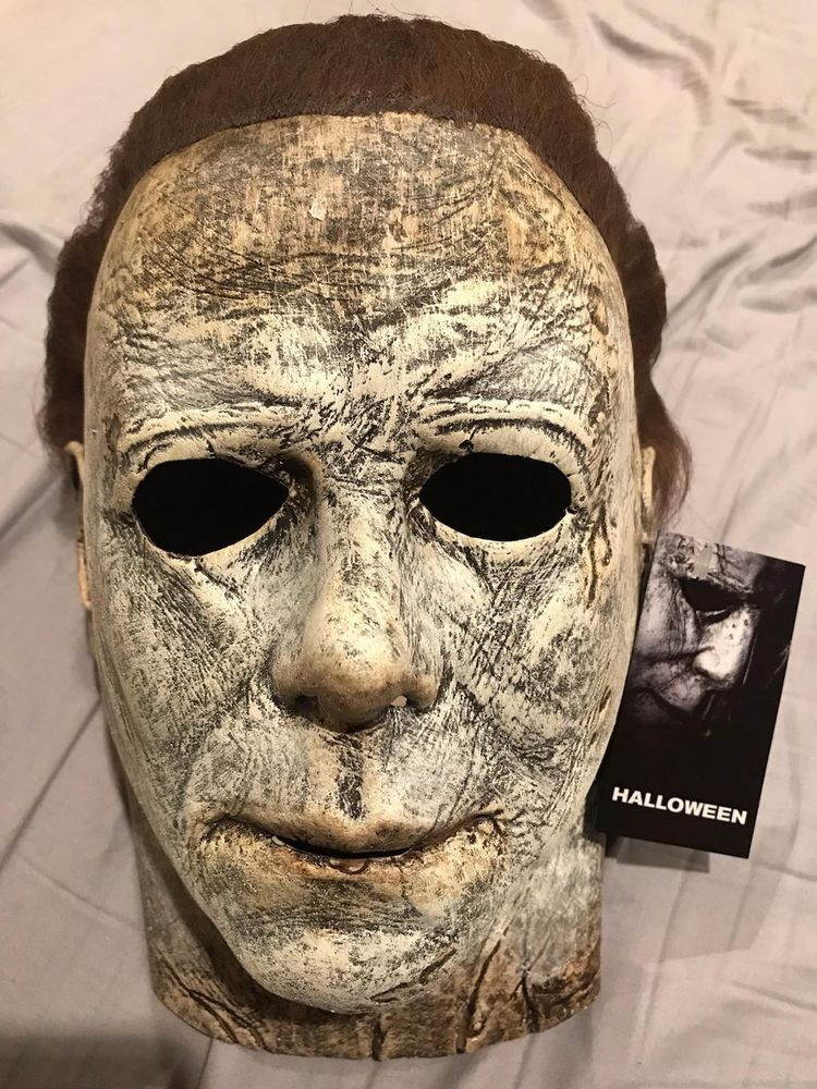 Michael Myers 2018 Halloween Mask Brand New Trick or Treat