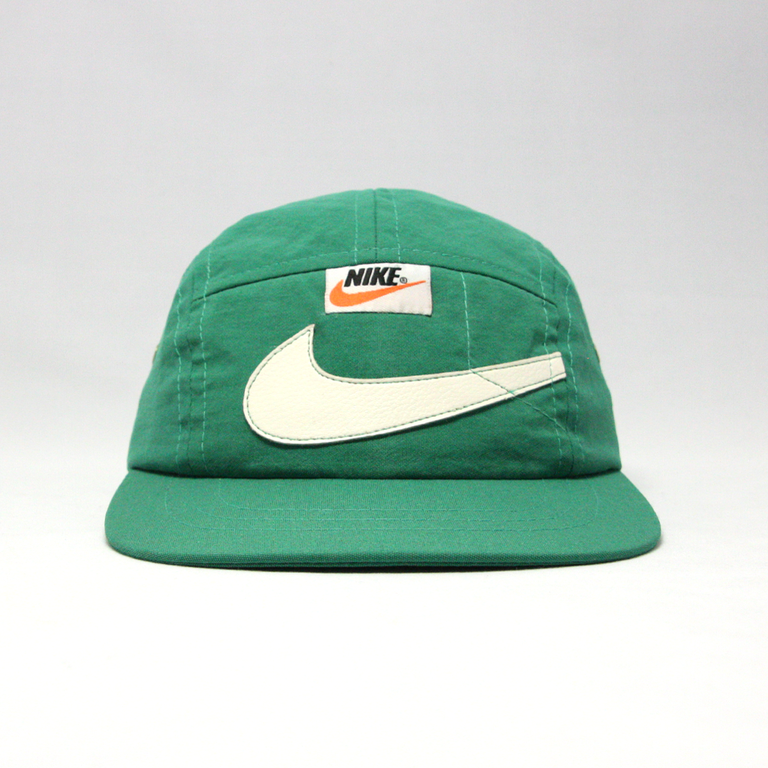 Custom Nike X Depetter 5 Panel Cap Old Nikes Outfits With Hats Nike Blazer
